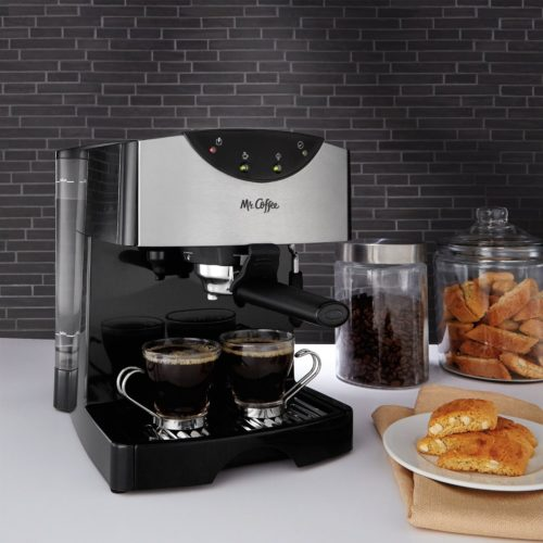 espresso machine reviews 100