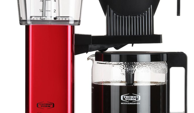Looking For a Red Coffee Maker? Here Is Our Reviews!
