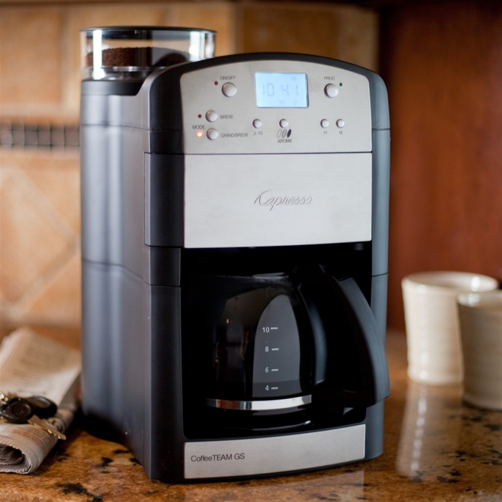 The Best Coffee Maker With Grinder- Check Out Our Reviews!