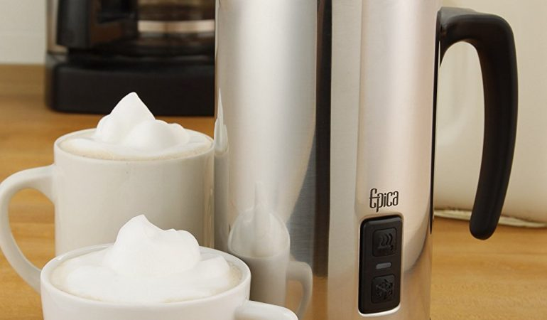 The Top 5 Best Milk Frothers (Electric or Handheld) on the Market Today